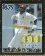 [Performance Record of Brian Lara in Cricket, Typ ZY]