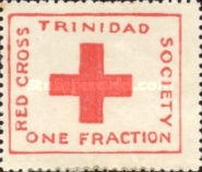 [Red Cross Stamp - Inscription