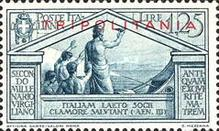 "[The 2000th Anniversary of the Birth of Roman Poet Vergil - Not Issued Stamps Overprinted ""TRIPOLITANIA"", Typ AS6]"