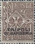 "[Italian Postage Stamps Overprinted ""TRIPOLI DI BARBERIA"" - Not Issued, type C]"