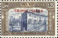 "[Not Issued Stamps Overprinted ""TRIPOLITANIA"", type Y2]"