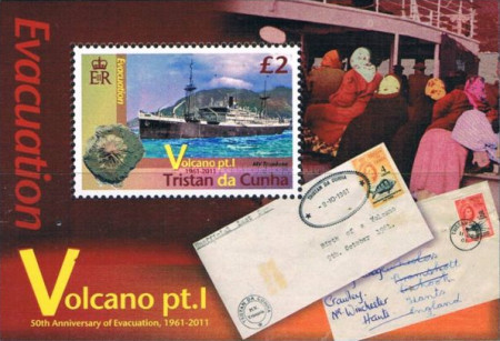 [Volcanoes - The 50th Anniversary of the Evacuation, type ]