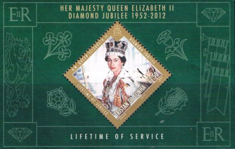 [The 60th Anniversary of the Accesion of Queen Elizabeth II, type ]