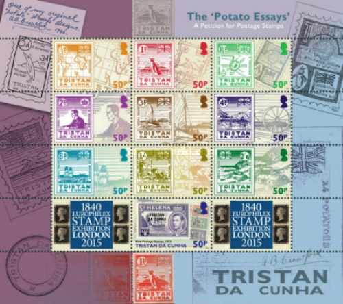 [Potato Essays - A Petition for Postage Stamps, type ]