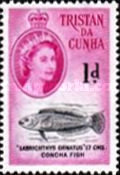 [Queen Elizabeth II and Marine Life, type AC]