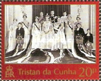 [The 50th Anniversary of Coronation of Queen Elizabeth II, type ACT]