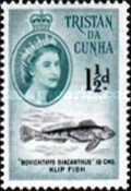 [Queen Elizabeth II and Marine Life, type AD]