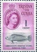 [Queen Elizabeth II and Marine Life, type AD1]