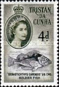 [Queen Elizabeth II and Marine Life, type AH]