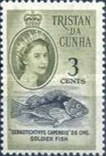 [Queen Elizabeth II and Marine Life, type AH1]