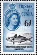 [Queen Elizabeth II and Marine Life, type AJ]