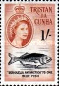 [Queen Elizabeth II and Marine Life, type AL]