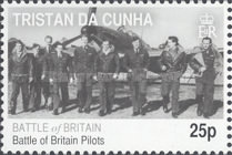 [The 70th Anniversary of the Battle of Britain - Pilots, Typ ALQ]