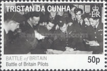 [The 70th Anniversary of the Battle of Britain - Pilots, Typ ALR]