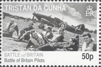 [The 70th Anniversary of the Battle of Britain - Pilots, Typ ALS]
