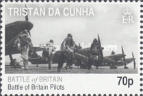 [The 70th Anniversary of the Battle of Britain - Pilots, Typ ALU]