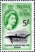 [Queen Elizabeth II and Marine Life, type AN]