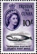 [Queen Elizabeth II and Marine Life, type AO]
