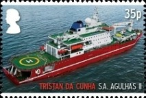 [Ships - Maiden Voyage of SA Agulhas II, type AOT]
