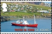 [Ships - Maiden Voyage of SA Agulhas II, type AOU]