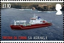 [Ships - Maiden Voyage of SA Agulhas II, type AOV]