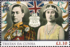 [The 60th Anniversary of the Coronation of H.M. Queen Elizabeth II, type APQ]