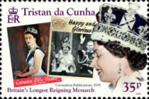 [Queen Elizabeth II - Longest Reigning Monarch in British History, type ARZ]