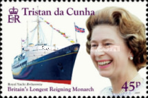[Queen Elizabeth II - Longest Reigning Monarch in British History, type ASA]