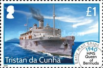 [Definitives - Mail Ships, type ASV]