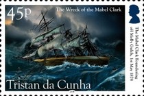 [Ships - The 140th Anniversary of the Wreck of the Mabel Clark, type AVR]