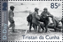 [World War II - The 75th Anniversary of D-Day, type AWI]