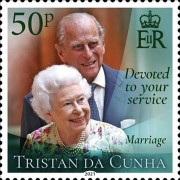[Devoted to Your Service - The 95th Anniversary of the Birth of Queen Elizabeth II, Typ AYJ]