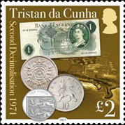 [The 60th and 50th Anniversary of Decimalisation, Typ AYQ]