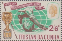 [Football World Cup - England, Typ BY1]