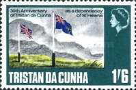 [The 30th Anniversary of Tristan da Cunha as a Dependency of St. Helena, type CK1]