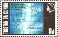[The 30th Anniversary of Tristan da Cunha as a Dependency of St. Helena, type CL]