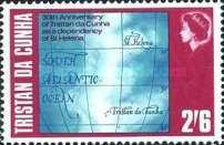 [The 30th Anniversary of Tristan da Cunha as a Dependency of St. Helena, Typ CL1]