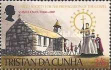 [United Society for the Propagation of the Gospel in Tristan da Cunha, Typ CT]
