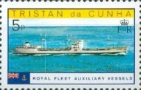 [Ships - Royal Fleet Auxiliary Vessels, Typ HB]