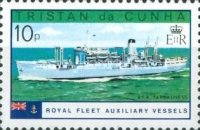 [Ships - Royal Fleet Auxiliary Vessels, Typ HC]