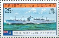 [Ships - Royal Fleet Auxiliary Vessels, Typ HE]