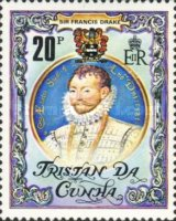 [The 400th Anniversary of Sir Francis Drake's Circumnavigation of the World, Typ II]