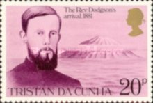 [The 100th Anniversary of Reverend Edwin Dodgson's Arrival on Tristan da Cunha, Typ IY]
