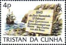 [History of Tristan da Cunha, type KV]