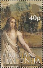 [The 500th Anniversary of the Birth of Raphael, 1483-1520, type LH]