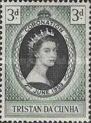 [Coronation of Queen Elizabeth II, type M]