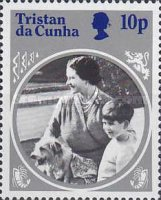 [The 85th Anniversary of the Birth of Queen Elizabeth The Queen Mother, 1900-2002, type MH]