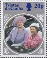 [The 85th Anniversary of the Birth of Queen Elizabeth The Queen Mother, 1900-2002, type MI]