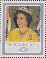 [The 60th Anniversary of the Birth of Queen Elizabeth II, type NA]