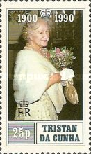 [The 90th Anniversary of the Birth of Queen Elizabeth The Queen Mother, 1900-2002, type QL]